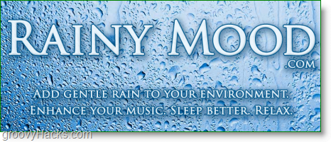 Rainy mood will fix you rmod and help you calm down after a stressful day