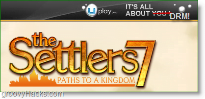 settlers 7 to be the first to get hit by the online only drm policy