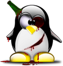 linux virus infection