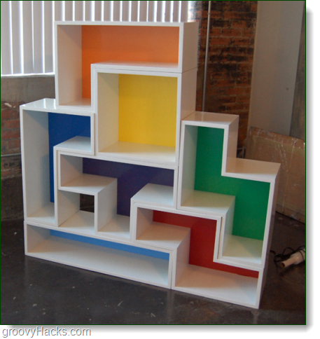 tetris shelves made by reddit user