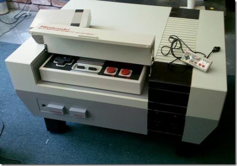 Giant NES Nintendo Controller